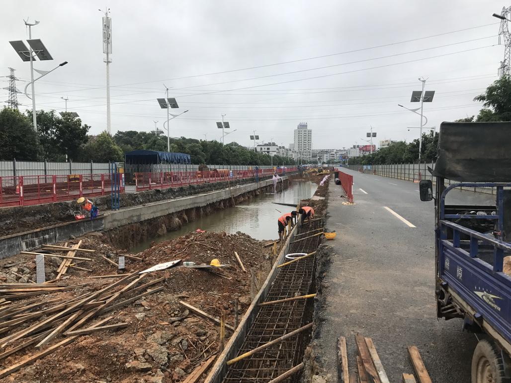 永州大道综合管廊建设项目
